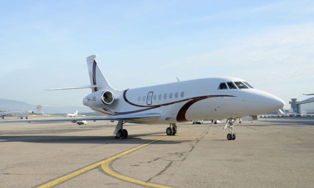 Dassault Falcon 2000LXS Joins TAG Malta's Growing AOC