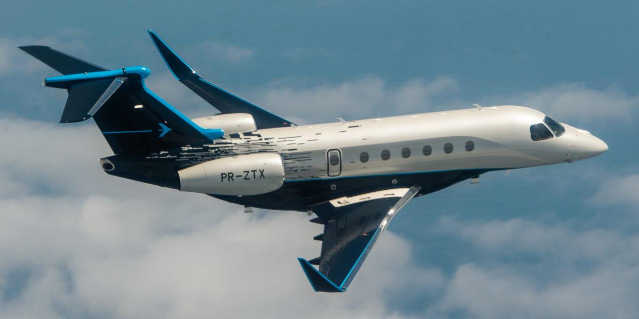 Embraer Introduces the Praetor 500 and Praetor 600