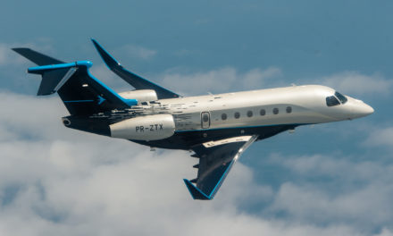 Embraer Introduces the Praetor 500 and Praetor 600