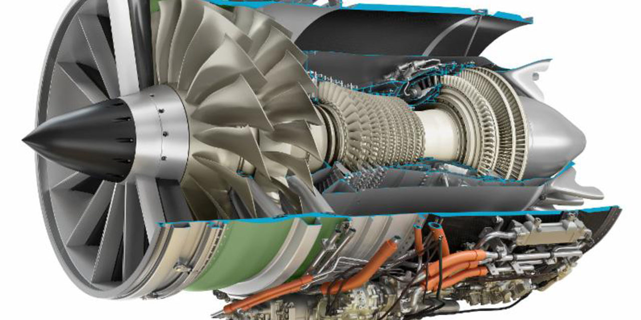 GE's Affinity : The first civil supersonic engine in 55 years launching a new era of efficient supersonic flight
