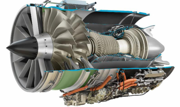 GE's Affinity: The first civil supersonic engine in 55 years launching a new era of efficient supersonic flight