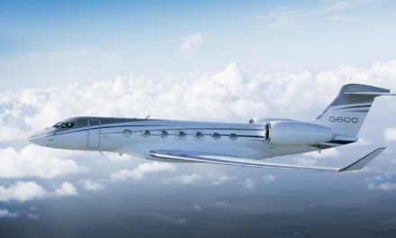 GULFSTREAM G600 TO DELIVER EVEN BETTER RANGE