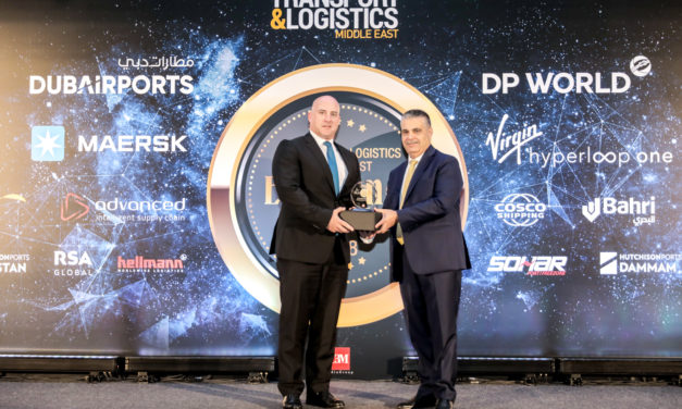 DC Aviation Al-Futtaim awarded FBO of the year 2018 at the transport and logistics Middle East excellence awards