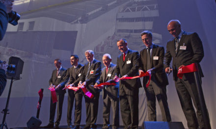 Jet Aviation celebrates grand opening of new wide-body hangar in Basel