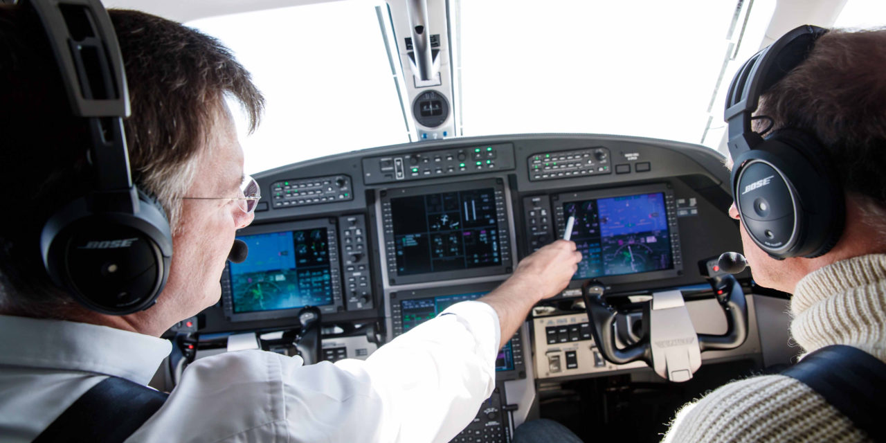 Oriens Aviation moves into flight training