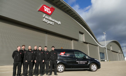 TAG Farnborough maintenance services to extend aircraft cleaning and line maintenance operations