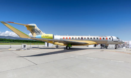 Bombardier Global 7500: The New High-End Market Reference
