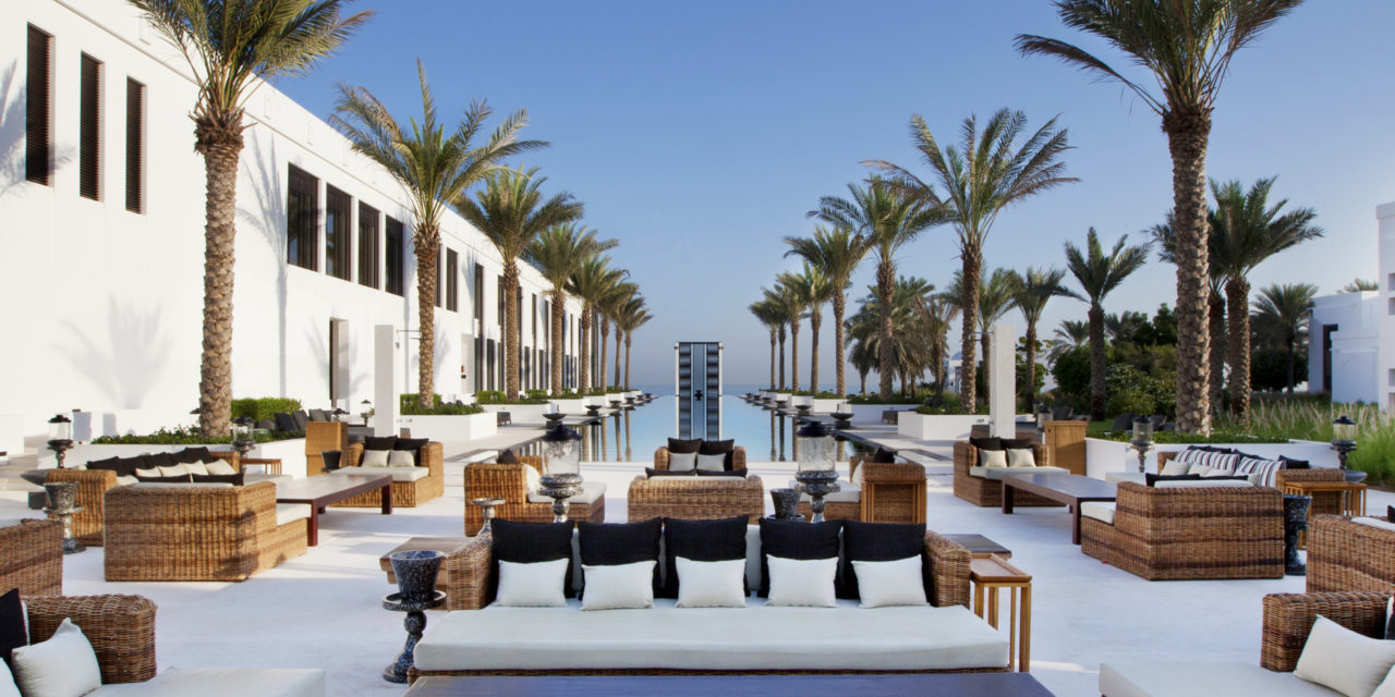 The Chedi Muscat *****  Oman – Muscat
