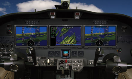 Rockwell Collins Unveils Pro Line Fusion Avionics Update for Citation CJ1+ and CJ2