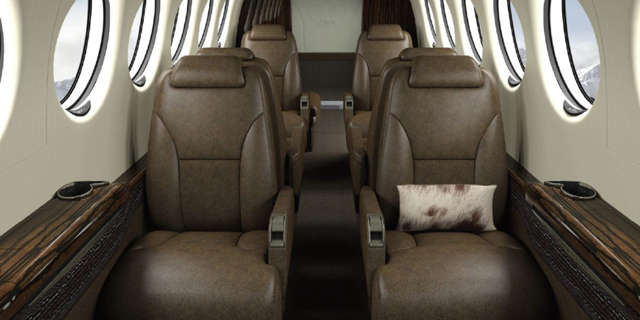 Textron Aviation and King Ranch Launch Special Edition of King Air 350i
