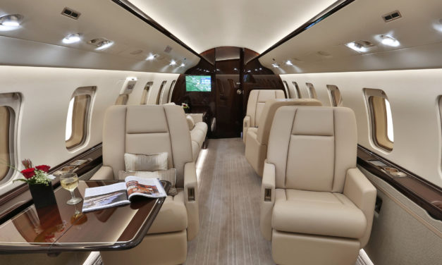 Comlux integrates a Madrid-based Challenger 605 into its charter fleet
