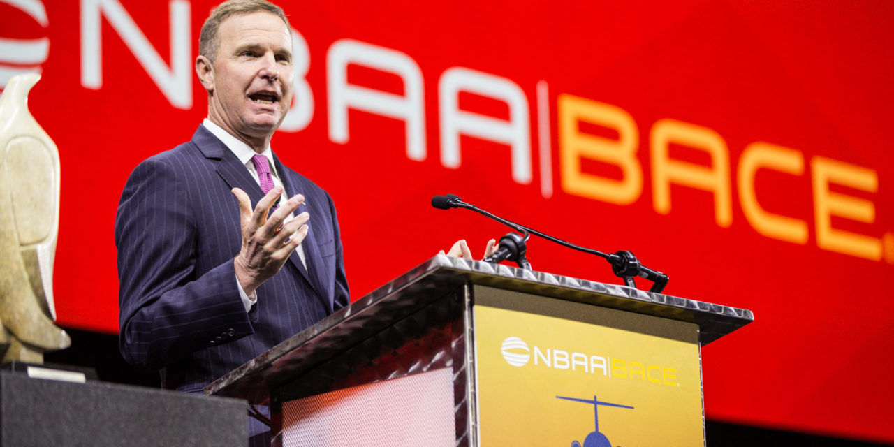 NBAA 2018 on Brazilian time