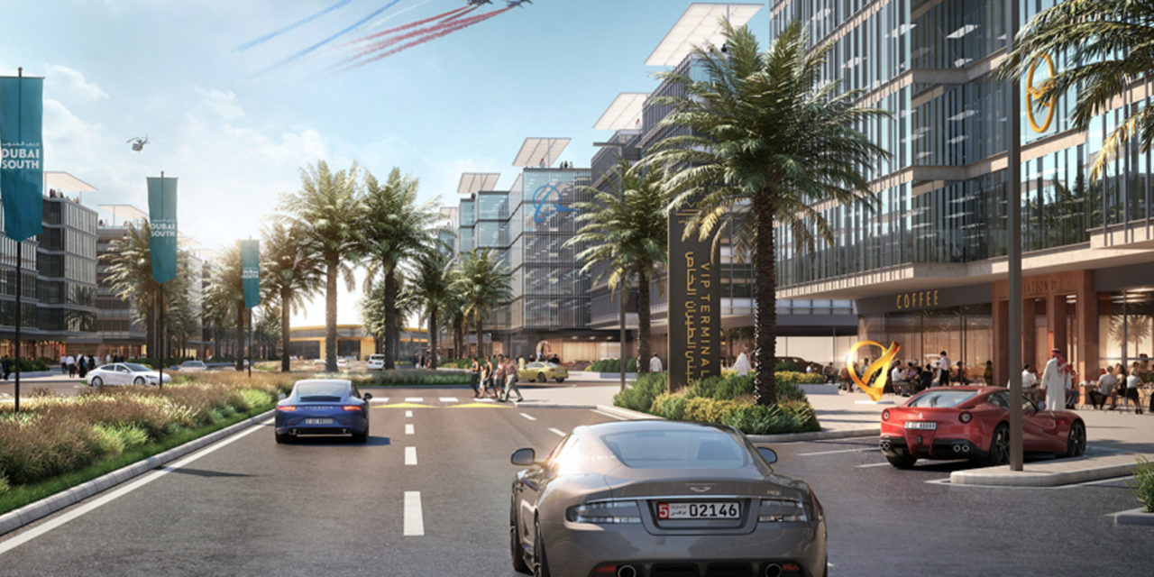 "The ""Aviation One Office Complex"" unveiled at Dubai South"