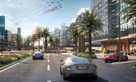 """The """"Aviation One Office Complex"""" unveiled at Dubai South"""