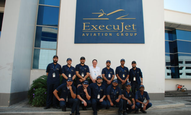 ExecuJet looks forward to upturn in Middle East activity in 2019