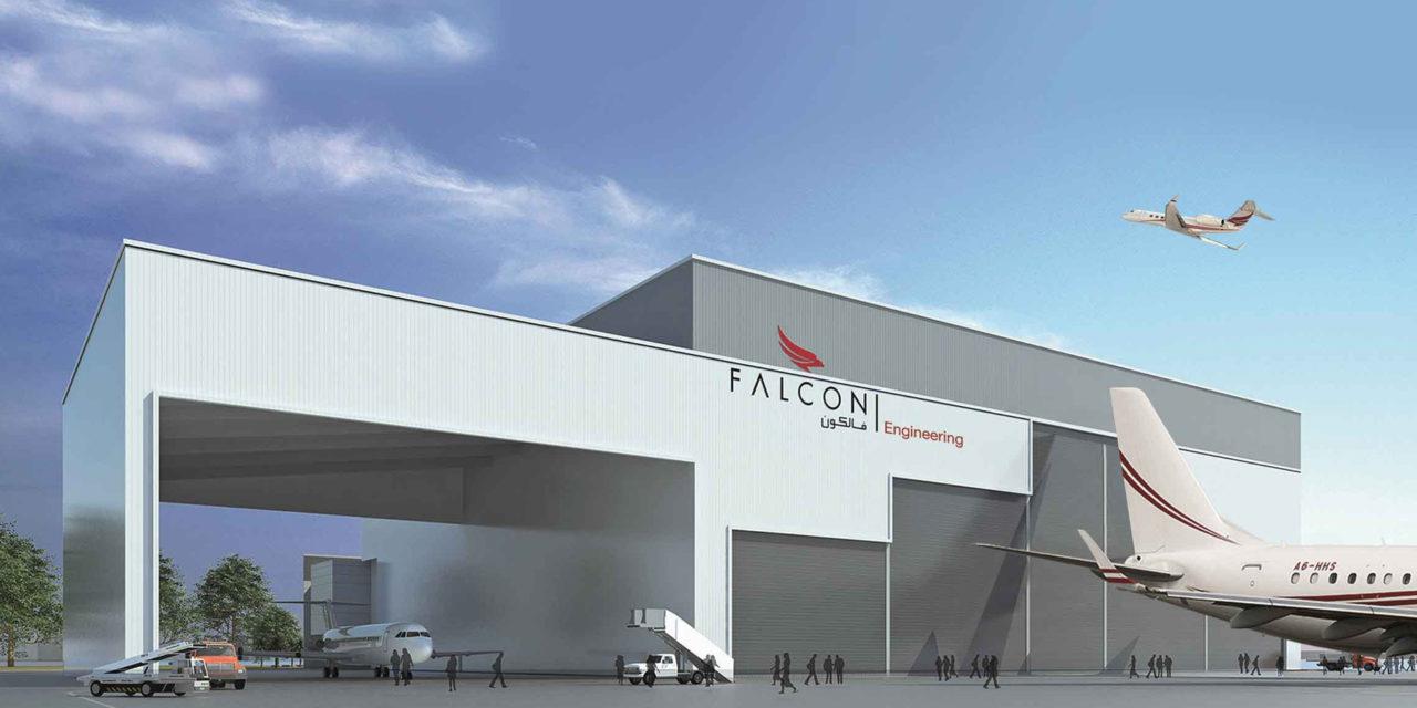 Falcon Aviation highlights a successful year at MEBAA 2018