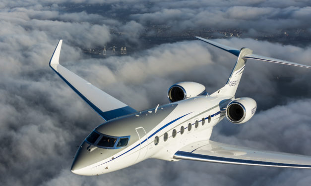 Gulfstream G650ER connects New-York with Dubaï in record time