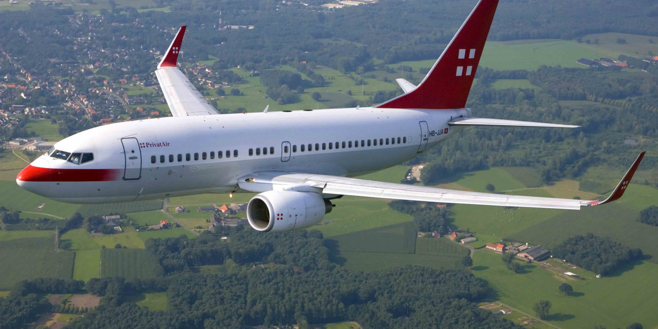 Privatair files for insolvency