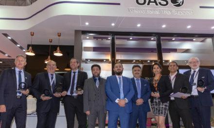 UAS Outstanding Suppliers 2017-2018 Awards Winners
