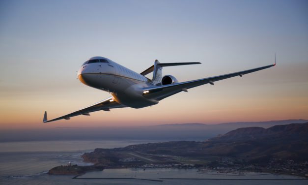 Bombardier announces sale of four Global 6000 to undisclosed customer