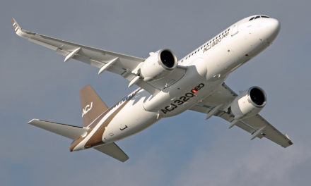 Acropolis Aviation proudly accepts world's first Airbus ACJ320neo