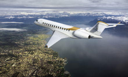Bombardier celebrates entry-into-service of Global 7500 Business Jet