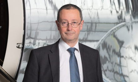 Dassault Aviation appoints Jean Kayanakis as Senior VP of new Worldwide Falcon Customer Service & Service Center Network