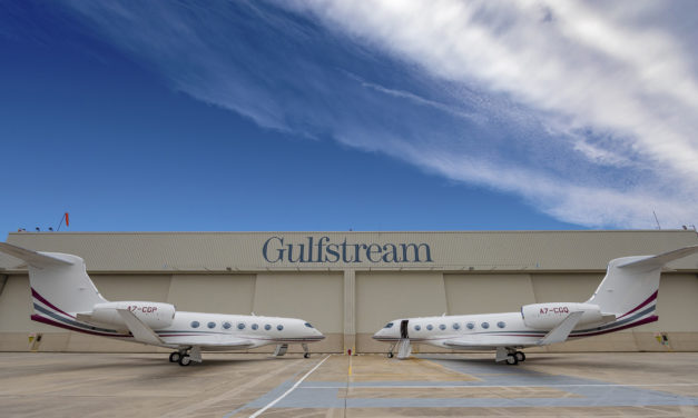 Gulfstream makes first international deliveries of all-new G500