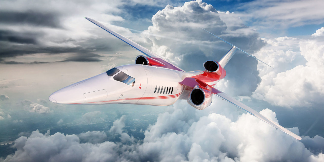 Boeing partners with Aerion to accelerate supersonic travel