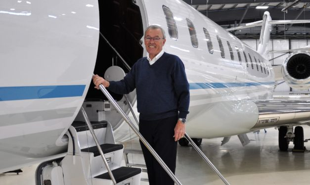 Flying Colours Corp. celebrates thirty years of business