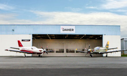 TBM's customer support expands with a new Daher operational base in the greater Paris region
