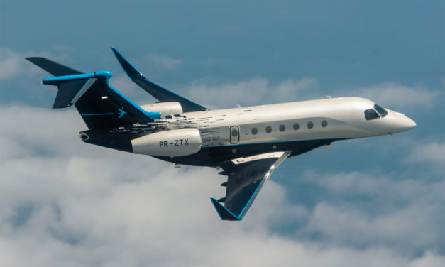 Embraer delivers 91 executive jets in 2018