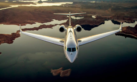 AMAC Aerospace: Modification on a Gulfstream G650