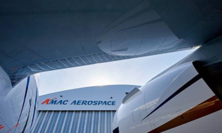 Amac signed contract for a Boeing 737