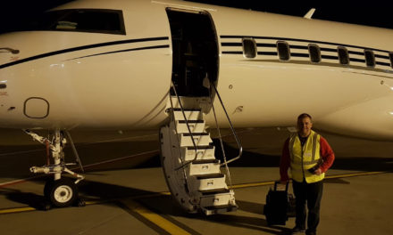 Nomad Technics provides AOG support to an operator of a Bombardier Global 6000.