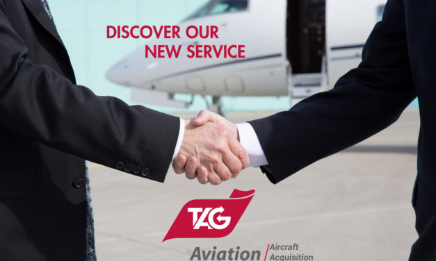 TAG Aviation introduces aircraft acquisition service for clients