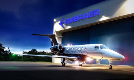 The Embraer Phenom 300: the world's most delivered light business jet for the 7th year