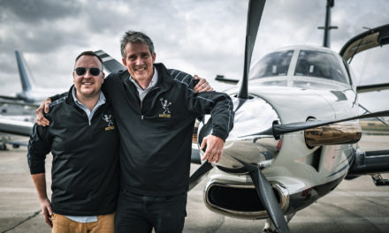Two pilot-owners of TBM very fast turboprop aircraft set a New York-Paris speed record with a TBM 930