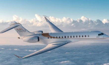 Bombardier delivers Global 7500 to racing legend Niki Lauda