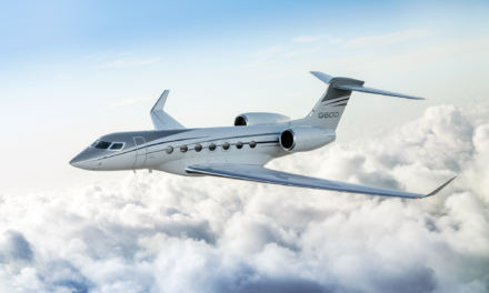 Gulfstream G600 receives FAA type certificate