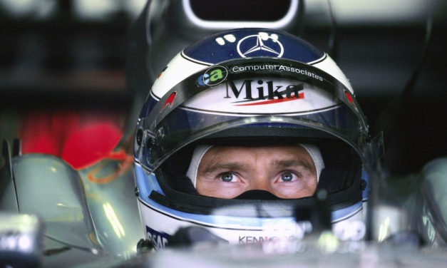 Mika Häkkinen named as FAI Aviation Group's ambassador