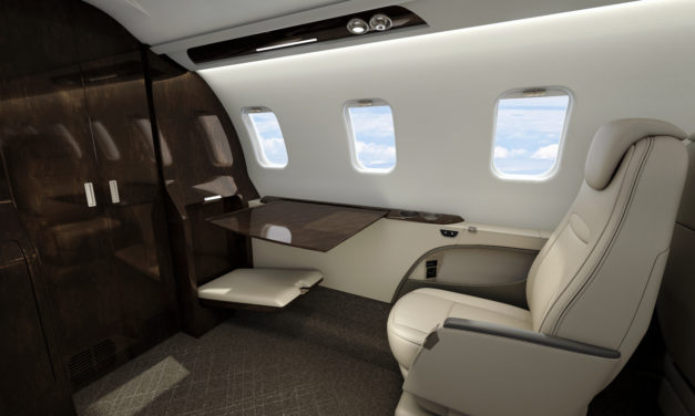 Bombardier Announces Sale of Five Learjet 75