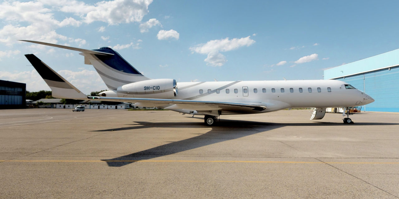 Comlux achieves IS-BAO stage 3 aircraft management operations