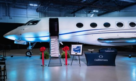 Gulfstream delivers first G600