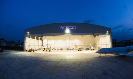 Bombardier invests in new expanded Singapore Service Centre