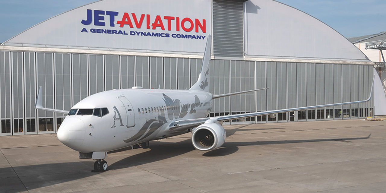 Jet Aviation completes rebranding of Australian Hawker Pacific FBOs