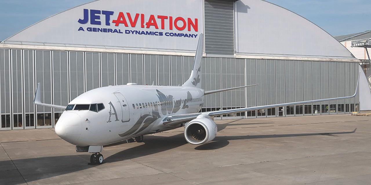 Jet Aviation adds a second BBJ1 to its aircraft management & charter fleet in EMEA
