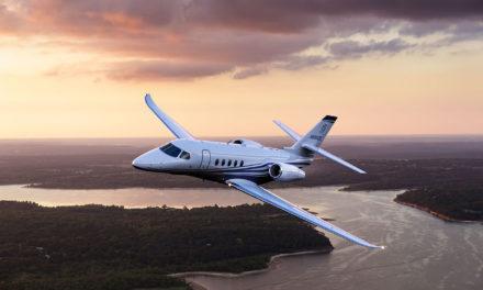 Citation Latitude recognized as most delivered midsize business jet