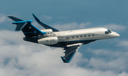 Embraer delivered 91 business jets in 2018