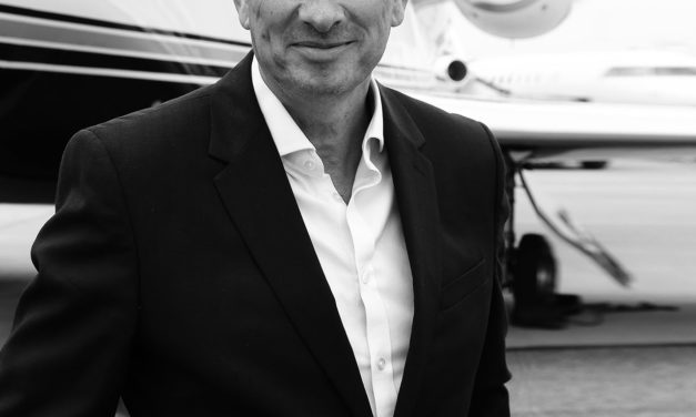 Meeting with Patrick Margetson-Rushmore, CEO of Luxaviation UK